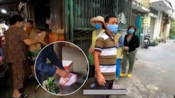 Điểm phát cơm từ thiện không phát cơm cho người sơn móng chân, đeo vàng, vẻ ngoài bụi đời: Nhiều ý kiến trái chiều